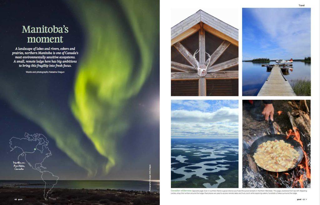 Manitoba Moments Good Magazine Article